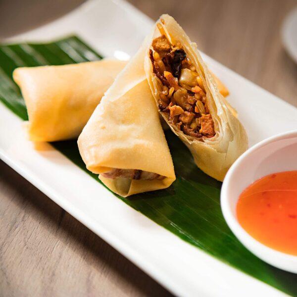 Tajskie spring rollsy V