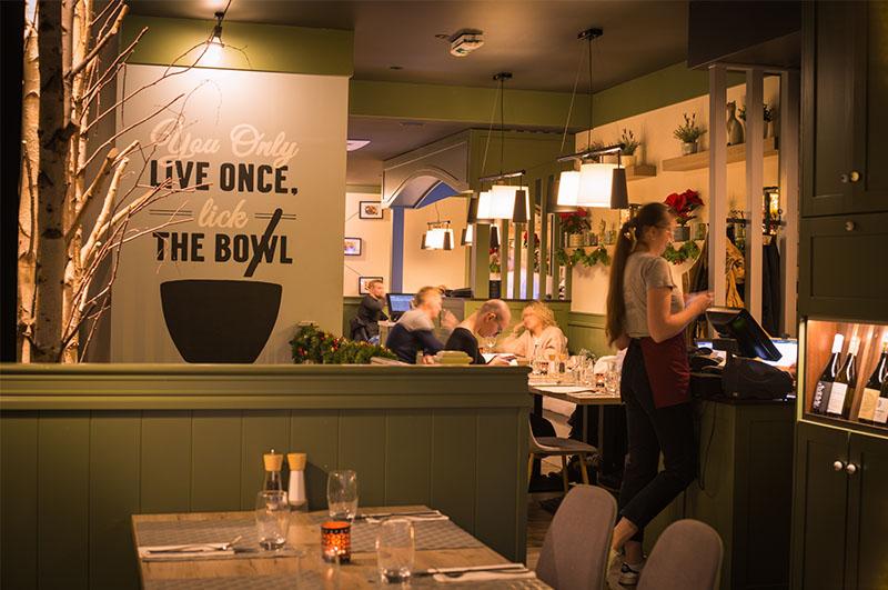 vegetarian restaurant Gdańsk restauracja wegetariańska Gdańsk wegańska